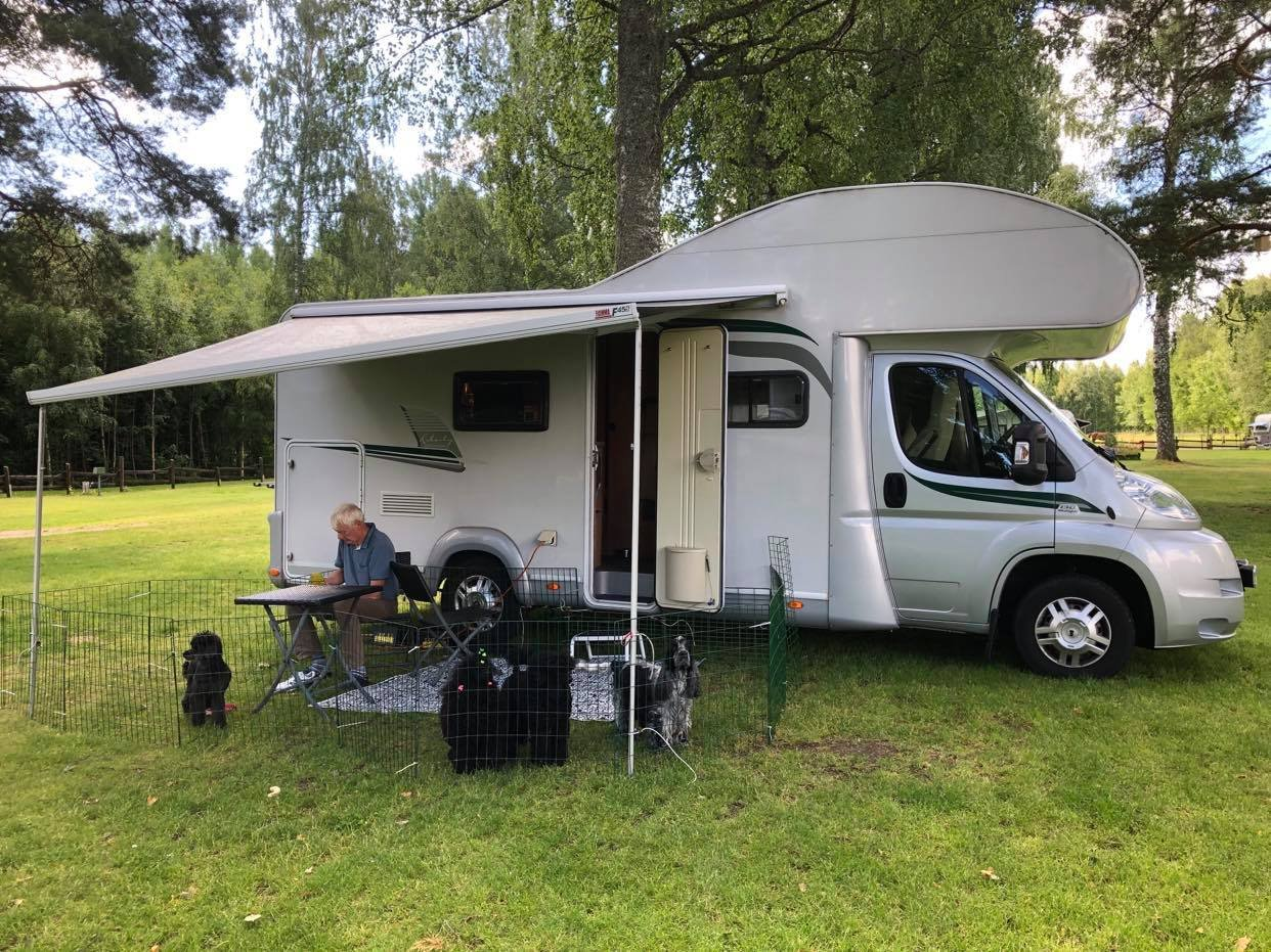 Otterbergets Camping